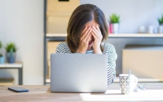 Victims of financial fraud suffer negative emotional and physical effects, too