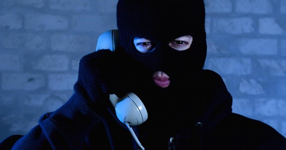 Call center fraud